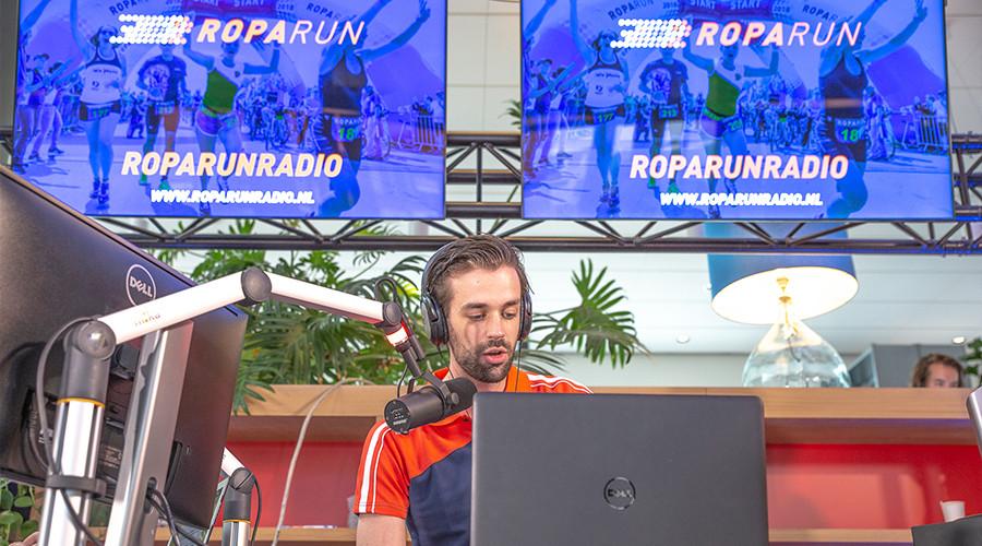Roparunradio volgt de 30e Roparun op de voet