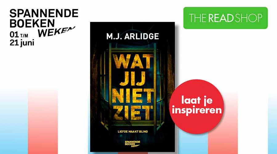 Barendrechts Dagblad | Spannende Boeken Weken bij The Read Shop