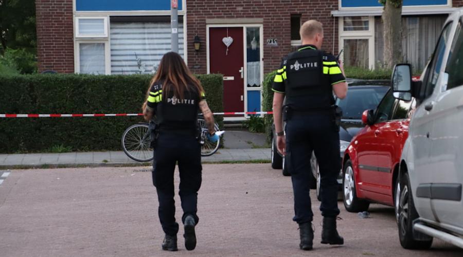 Politie zoekt getuigen van schietpartij Dantestraat