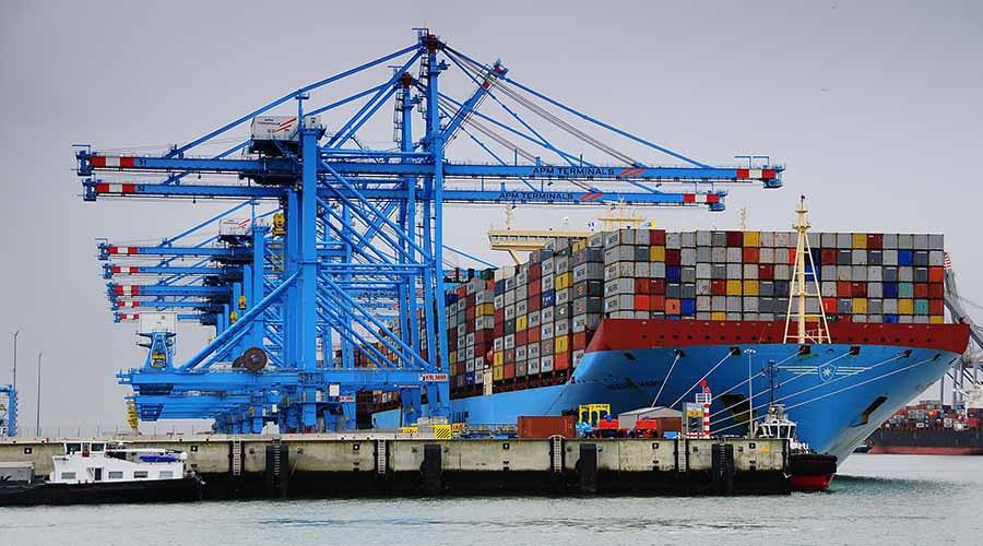 Rotterdam bijna klaar met 'armada' na Suez-opstopping