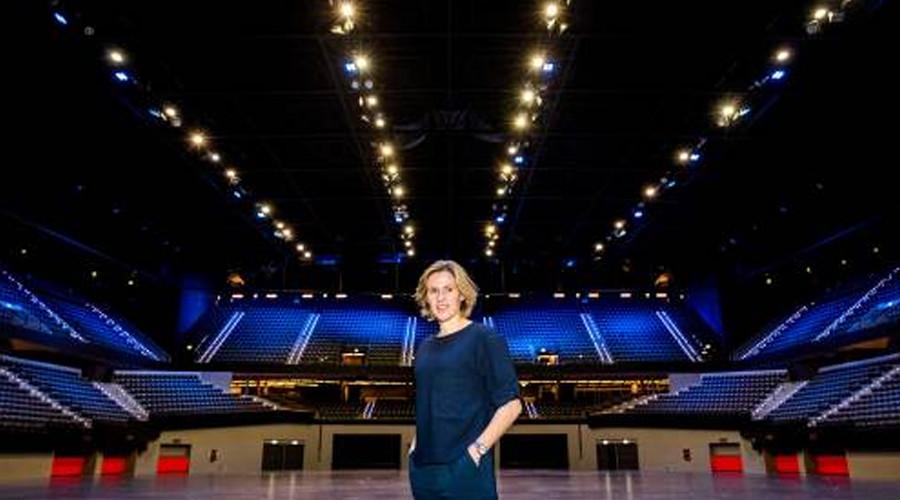 'Start opbouw songfestivalpodium belangrijk voor de sector'