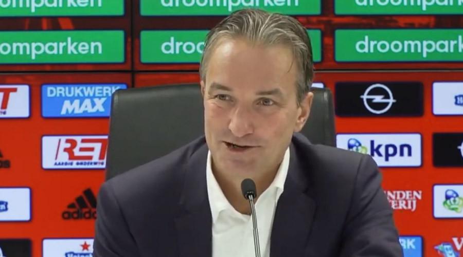 Mark Koevermans stapt op bij Feyenoord na incidenten