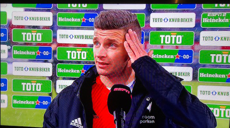 Linssen: Feyenoord wil door het vuur gaan voor Advocaat