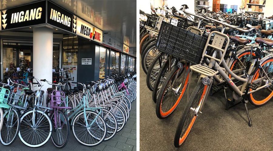 1800 nieuwe fietsparkeerplaatsen in Rotterdam