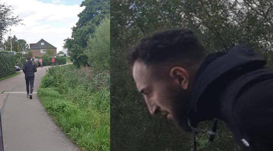 De politie is op zoek naar deze man op de foto.