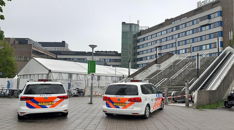 Schietpartij bij het Ikazia-ziekenhuis