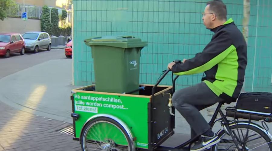 20.000 huishoudens in Rotterdam krijgen de gft-bak