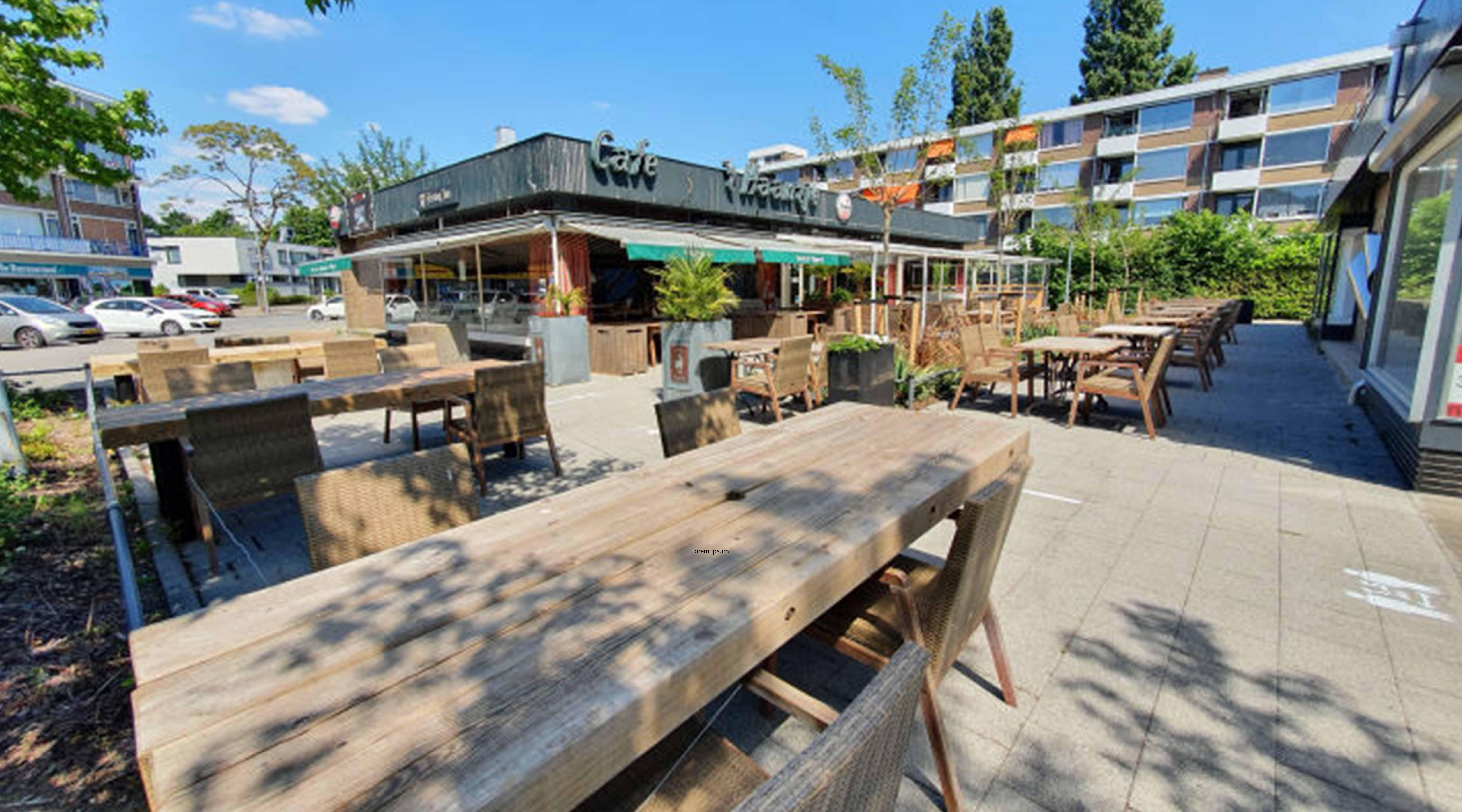 Eetcafé 't Haantje mag woensdag (morgen) weer open