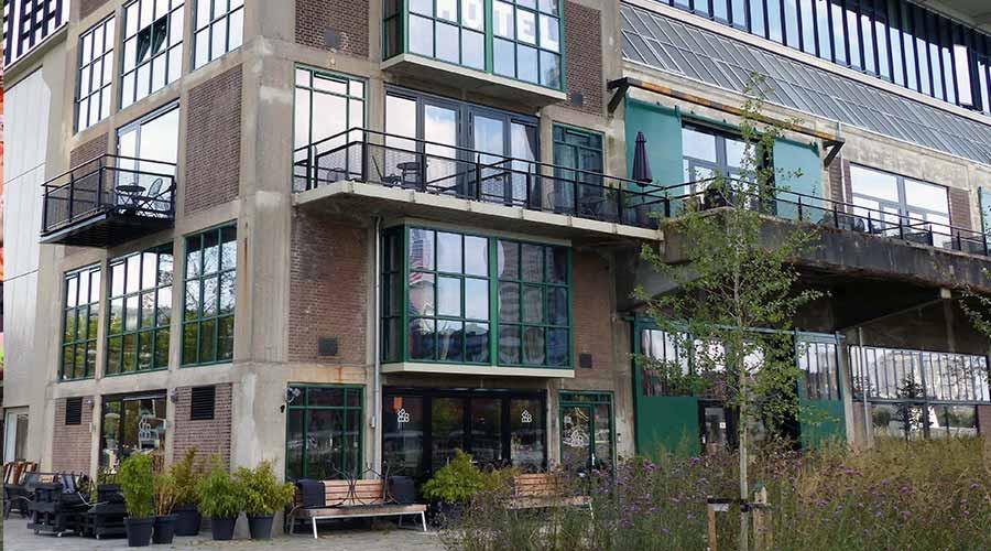 Nu ook een bijzonder hotel in Fenix 1 op Katendrecht
