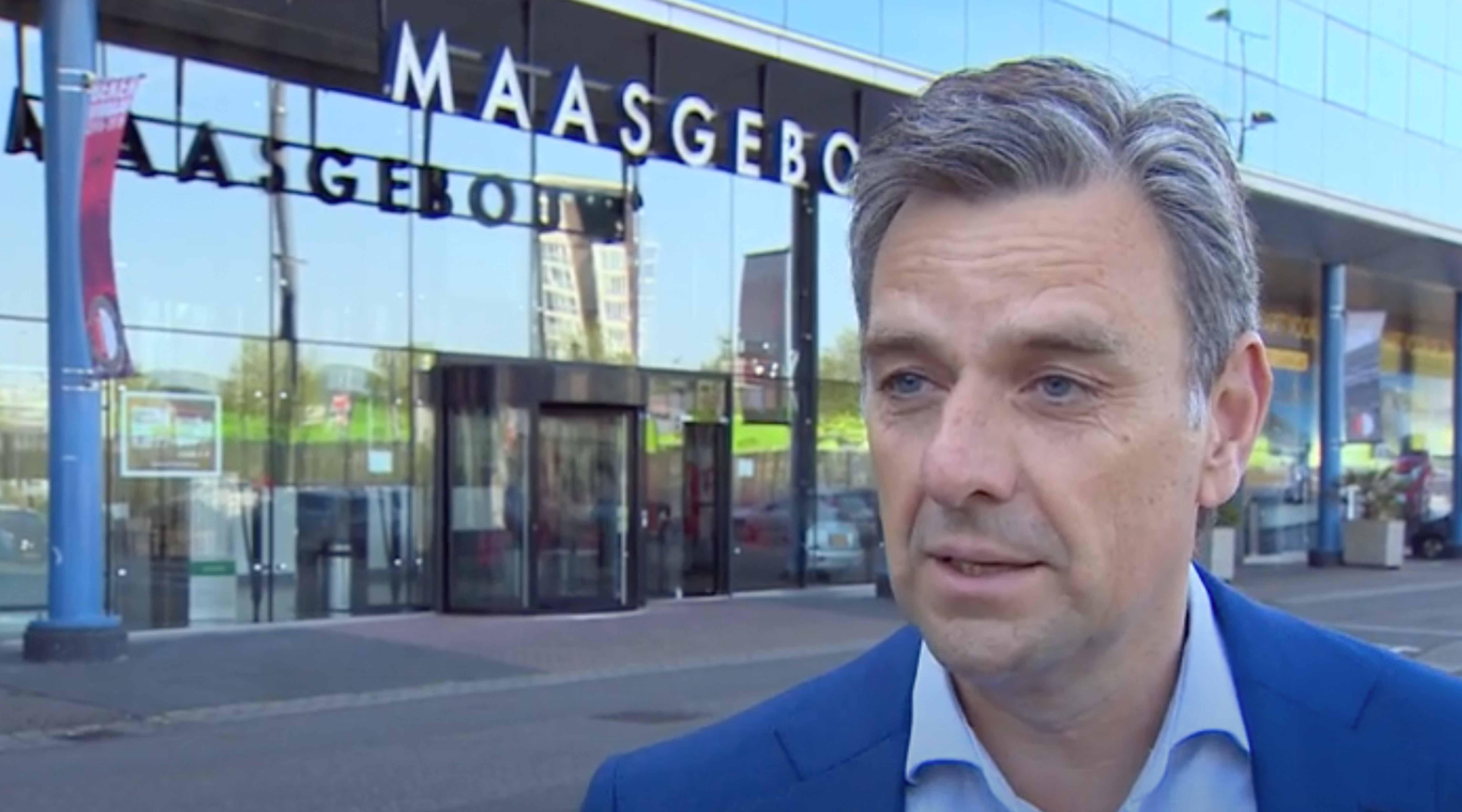 Feyenoord teleurgesteld in binnendringende supporters