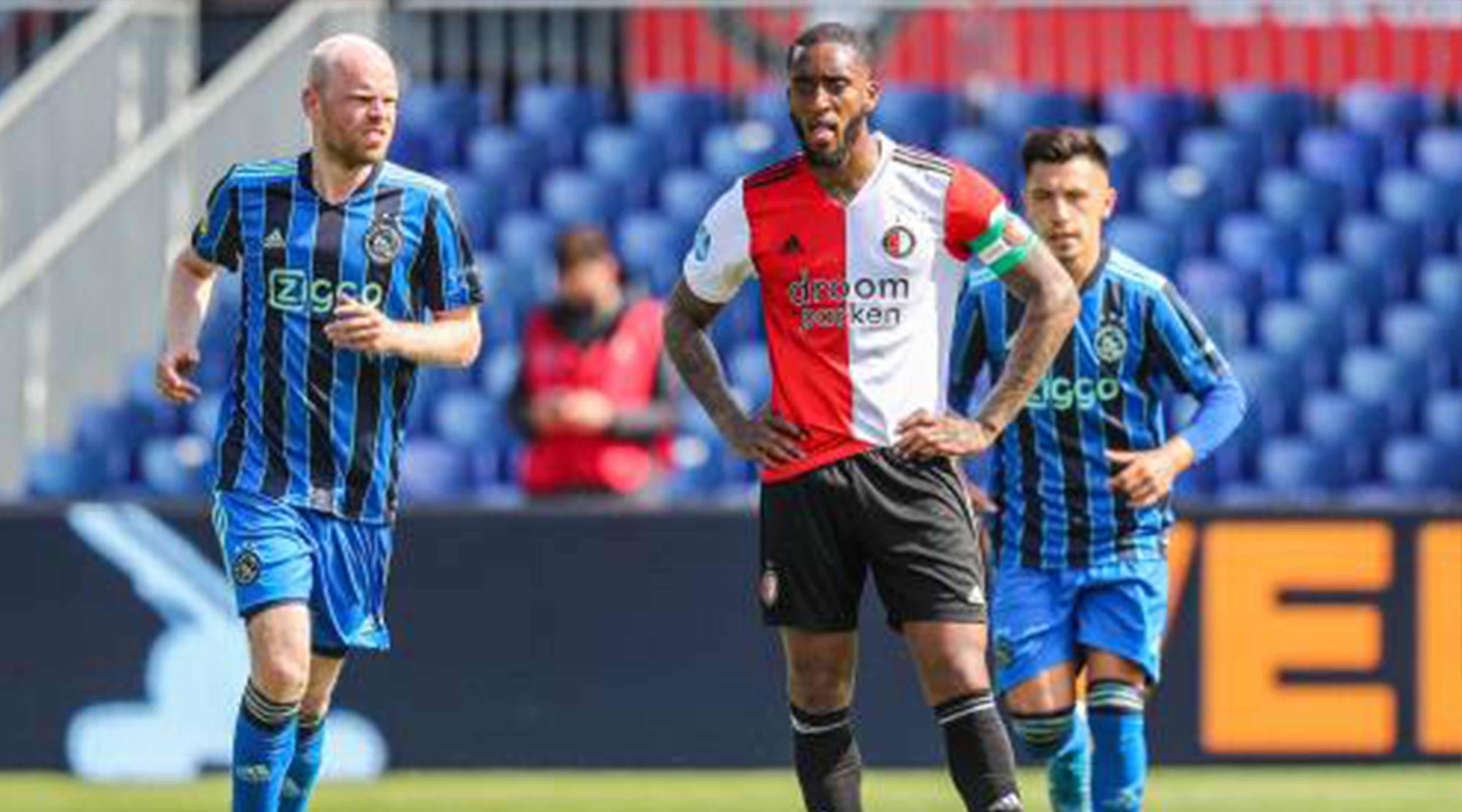 Fer maakt moedeloze indruk na nederlaag tegen Ajax