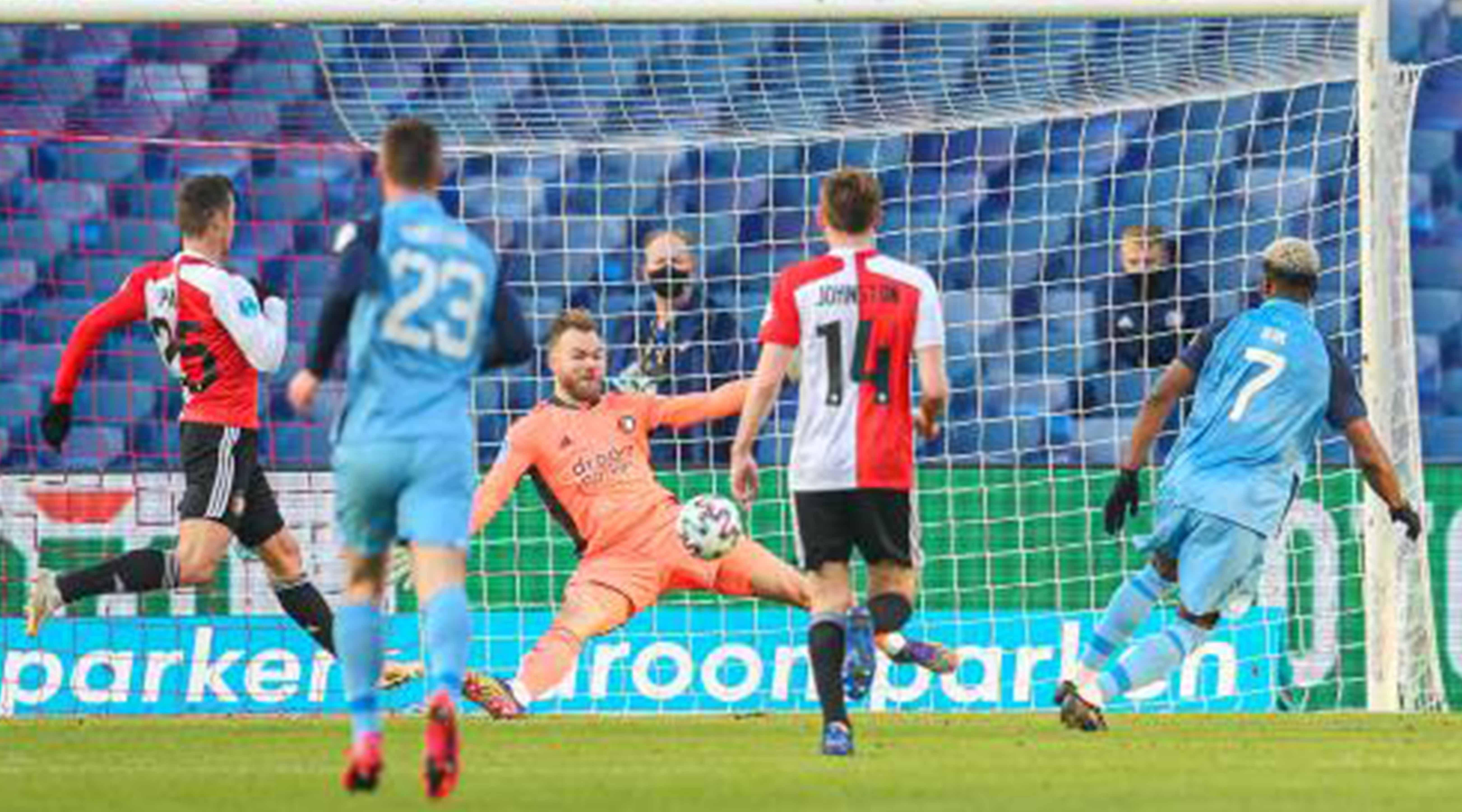 Keeper Marsman verruilt Feyenoord voor Inter Miami CF