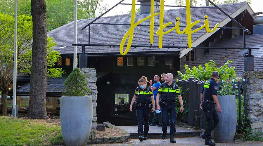 Twee personen mishandeld in restaurant in Rotterdam