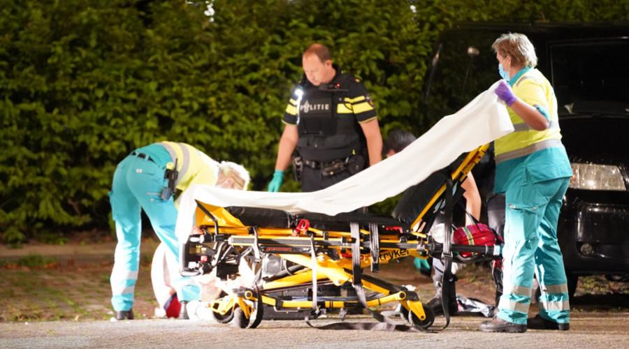 Gewonde door schietpartij in Rotterdam, twee aanhoudingen