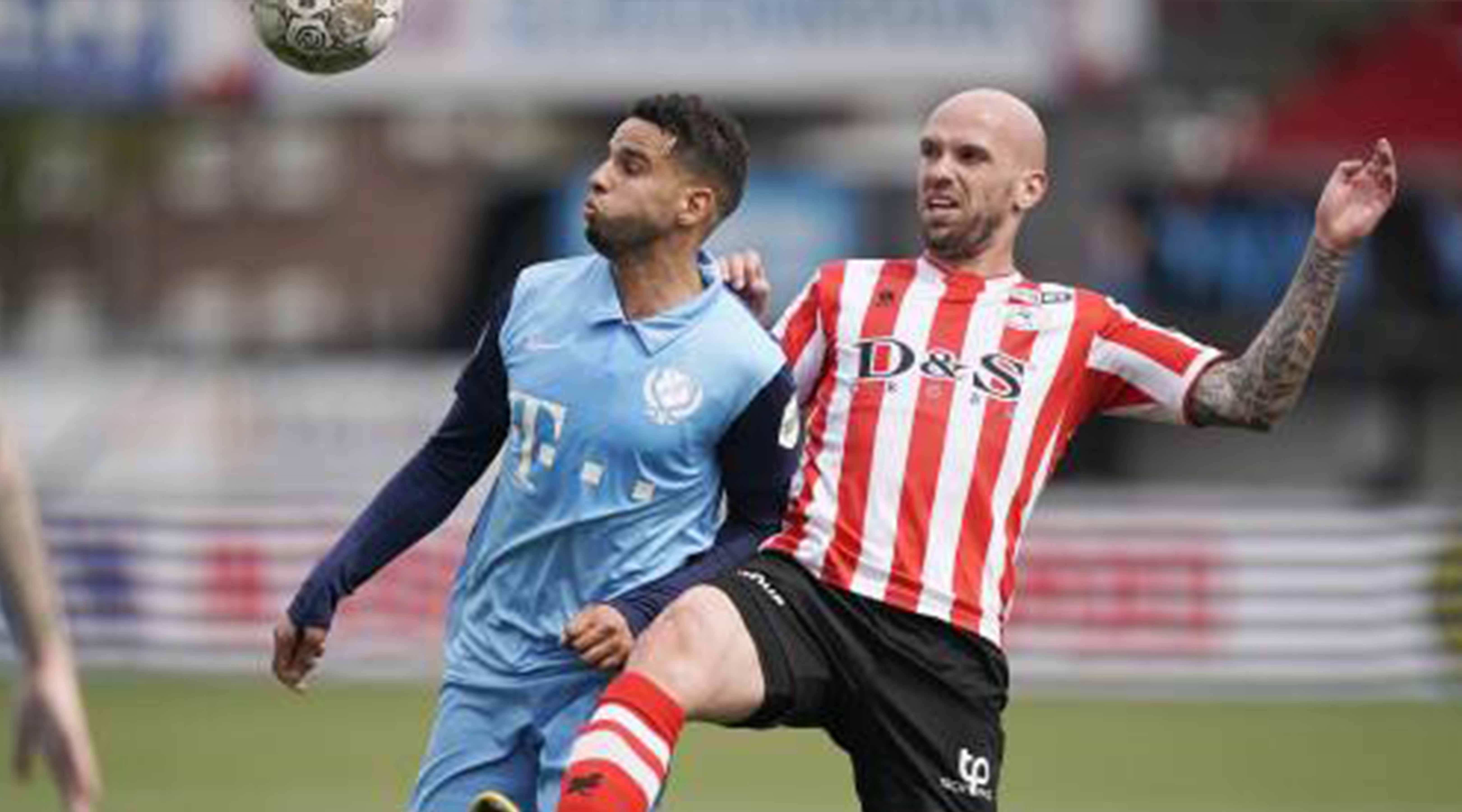Sparta en FC Utrecht scoren niet op Het Kasteel