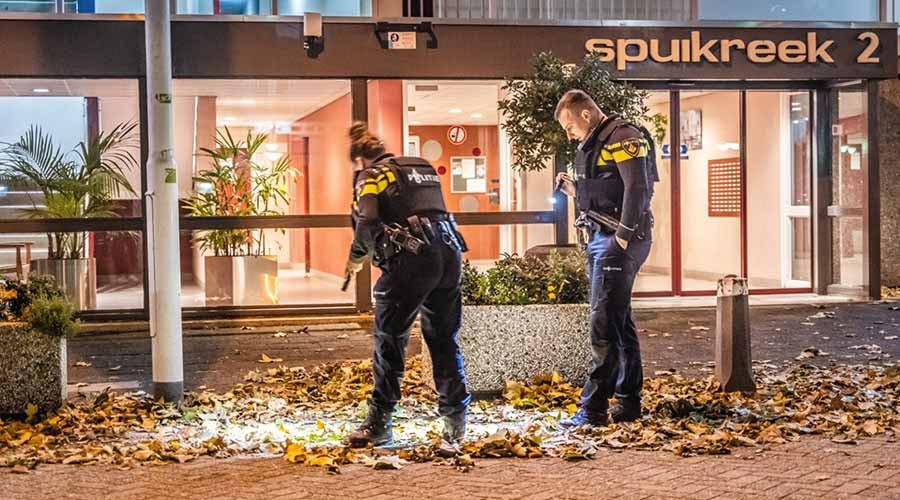 Politie onderzoekt melding schietpartij Spuikreek