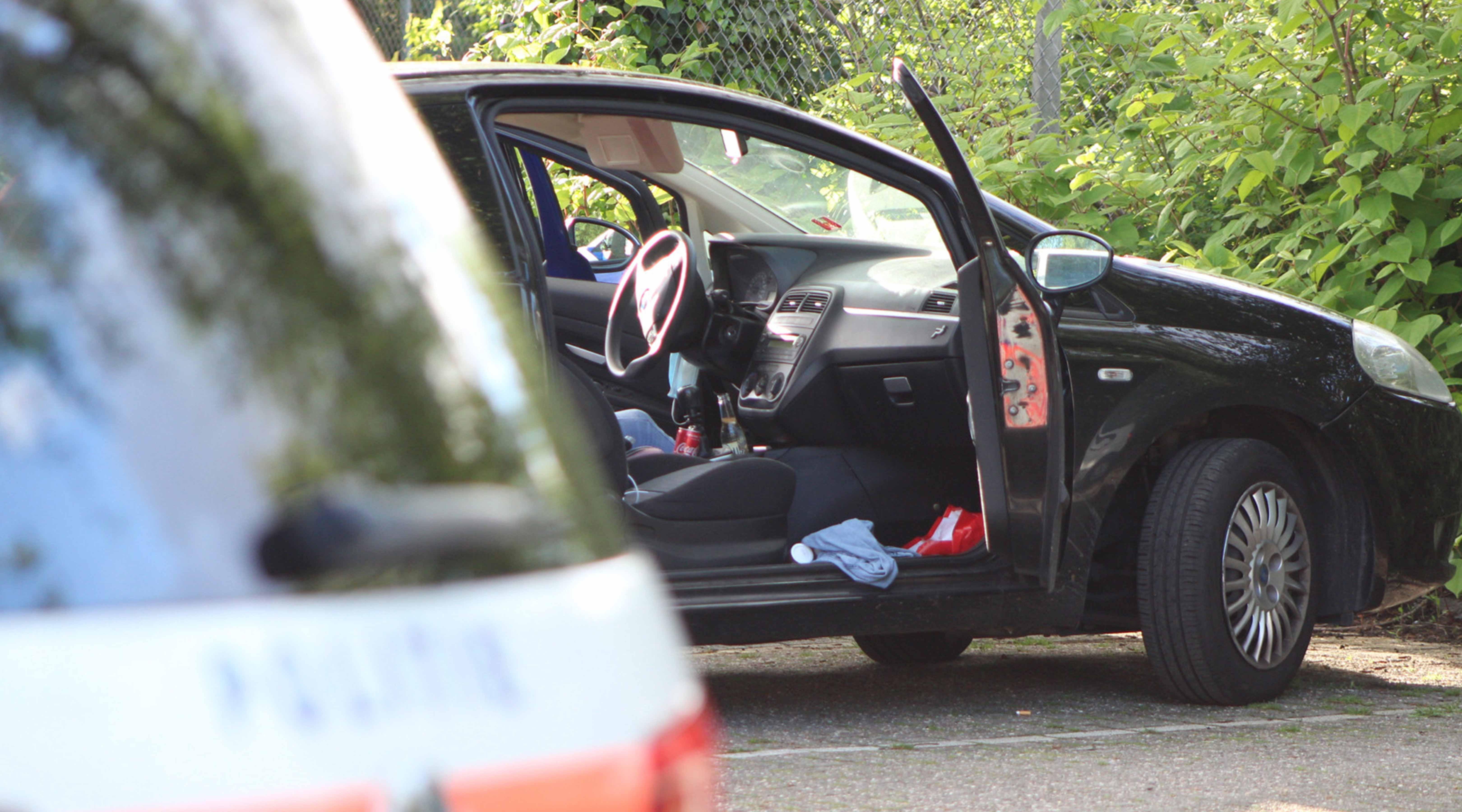 Vrouw van tas beroofd op parkeerplaats aan Kromme Zandweg