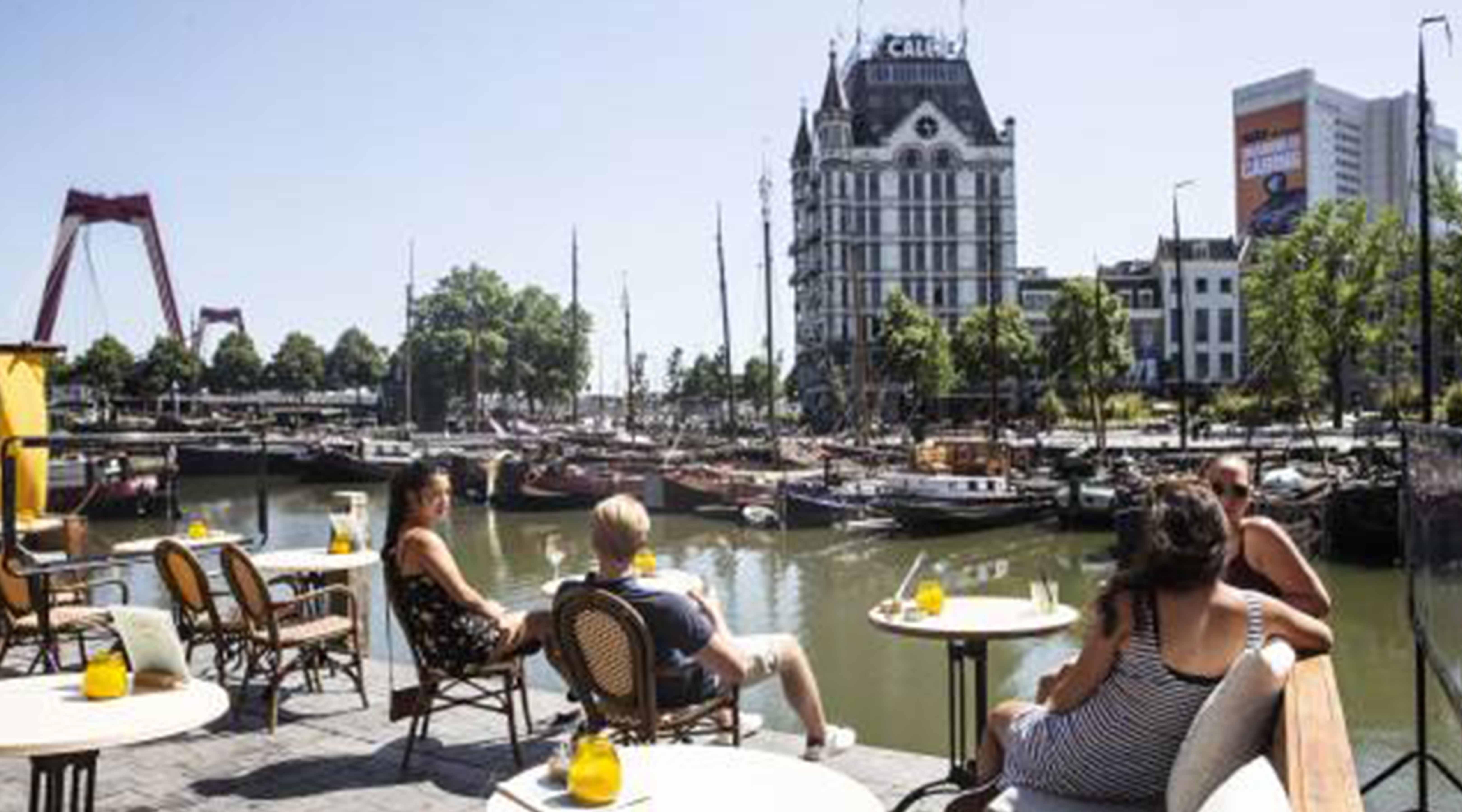'Gemeentelijke steun voor Rotterdamse horeca loopt vast'