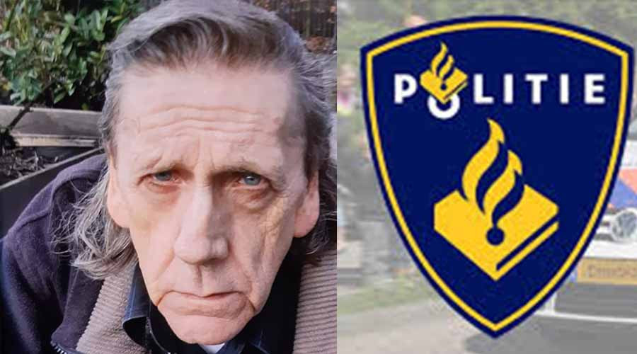 Rotterdamse politie is op zoek naar deze 70-jarige Thijs