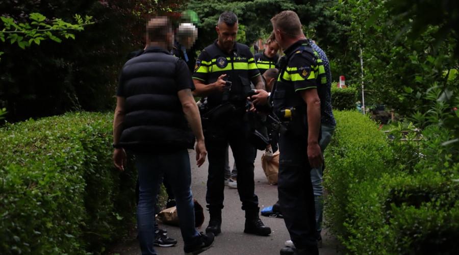 44-jarige Rotterdammer gepakt voor steekpartij De Zandweg