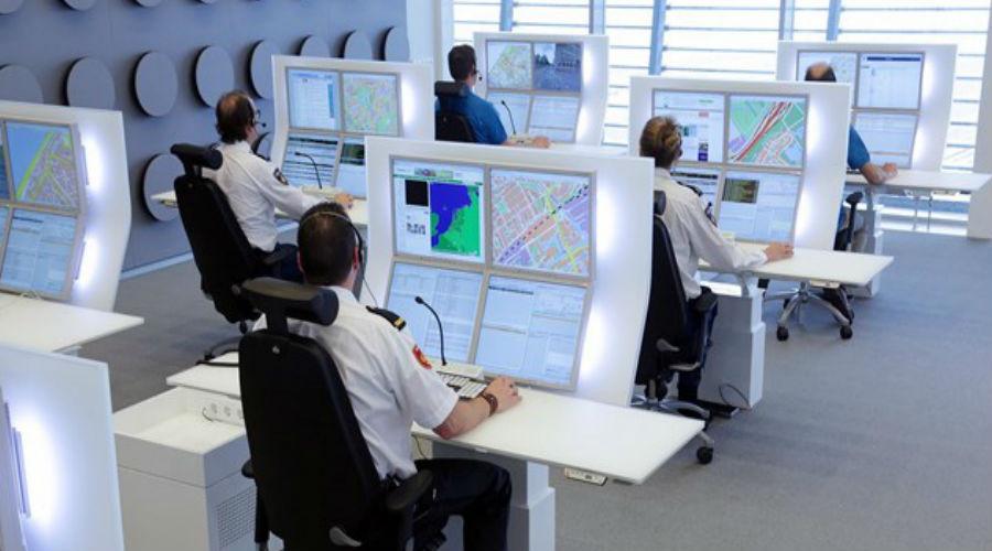 Politienummer 0900-8844 in Rotterdam even uit lucht geweest
