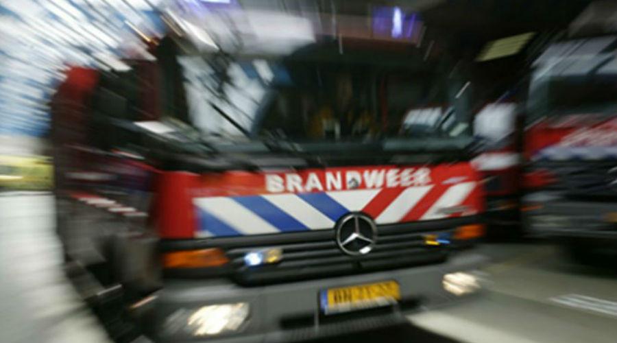 Ontploffing in wijk Waddinxveen in Gouda te horen.